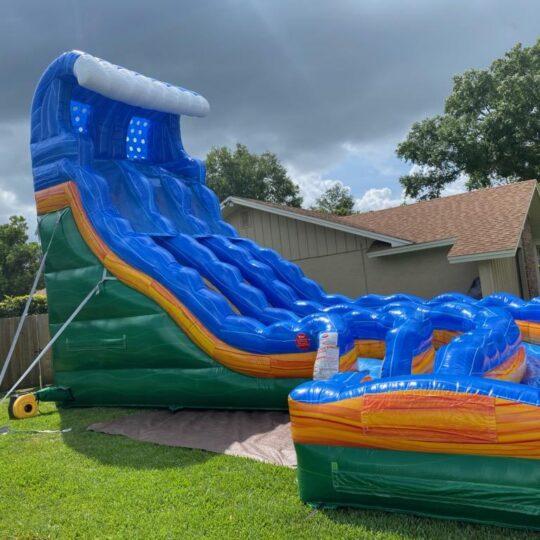 Storm Surge Slide